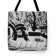 The Veranda Tote Bag