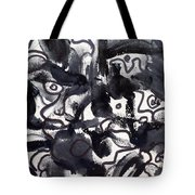 The Veritable Aspects Of Uli Arts #223 Tote Bag