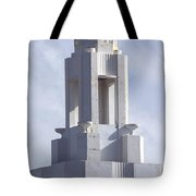 The Versailles Hotel Tower - Miami Beach Tote Bag
