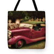 The Vicar's Roadster Tote Bag