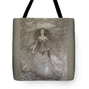 Victory Of Spring Tote Bag