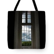The View Form Within-color. Tote Bag