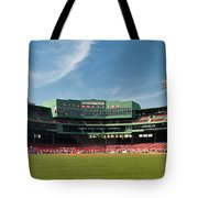 The View From Center Tote Bag