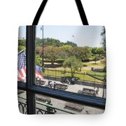 The View - Jackson Square Tote Bag