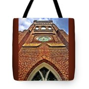 The View To Heaven Tote Bag