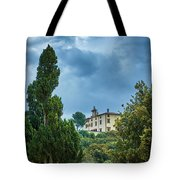 The Views From The Boboli Gardens Tote Bag
