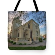 The Villa Kathrine In Quincy, Illinois Tote Bag