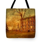 The Village - Allaire State Park Tote Bag