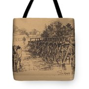 The Village Ford Tote Bag