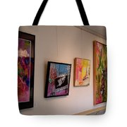 The Village Show 2015 - Various Artists Tote Bag