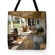 The Vineyards Tote Bag