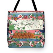 The Vineyards Of France Tote Bag