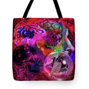 The Violent Mind Tote Bag