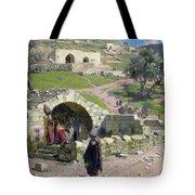 The Virgin Spring In Nazareth Tote Bag