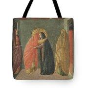 The Visitation Tote Bag