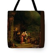 The Visitation Tote Bag