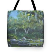 The Visitor 75usd Tote Bag