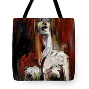 The Vocalist Tote Bag