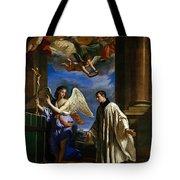 The Vocation Of Saint Aloysius Gonzaga Tote Bag