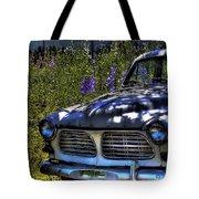 The Volvo Tote Bag