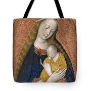 The Vrigin And Child Tote Bag