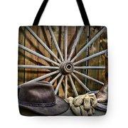 The Wagon Master Tote Bag