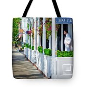 The Waiter Tote Bag