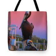 The Waiting Is The Hardest Part Tote Bag