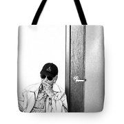 The Waiting Room Tote Bag