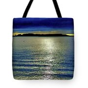 The Waking Giant Tote Bag