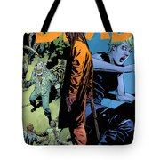 The Walking Dead - Now Or Never Tote Bag
