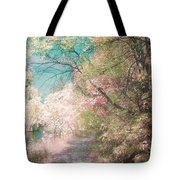 The Walkway Of Forgotten Dreams Tote Bag