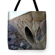 The Wall At Taliesen In Arizona Tote Bag