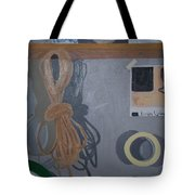 The Multi Lit Wall Tote Bag
