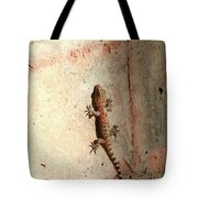 The Wall Walker Tote Bag