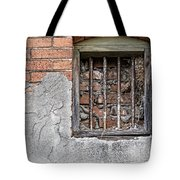 The Wall Within Tote Bag