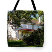 The Waln House Tote Bag