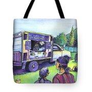 The Wandering Madman Tote Bag