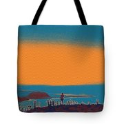 The Wandering Youth Tote Bag