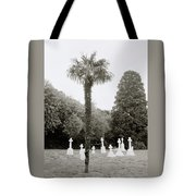 The War Cemetery Tote Bag