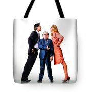 The War Of The Roses Tote Bag