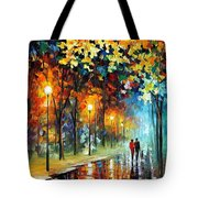 The Warmth Of Friends Tote Bag