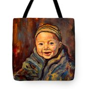 The Warmth Of Winter Tote Bag by Angelique Bowman