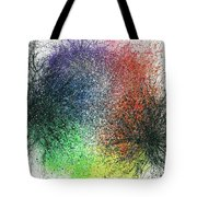 The Warriors Of The Rainbow #704 Tote Bag