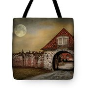The Watcher Tote Bag by Robin-Lee Vieira