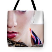 The Watcher Vi Tote Bag