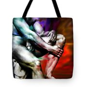 The Watching Man   Tote Bag