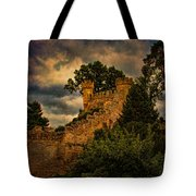The Watchtowers Tote Bag
