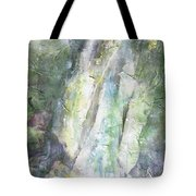 The Water Falls Tote Bag