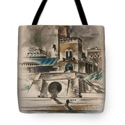 The Water Gate Tote Bag